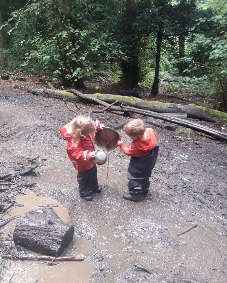 Mud is Good!