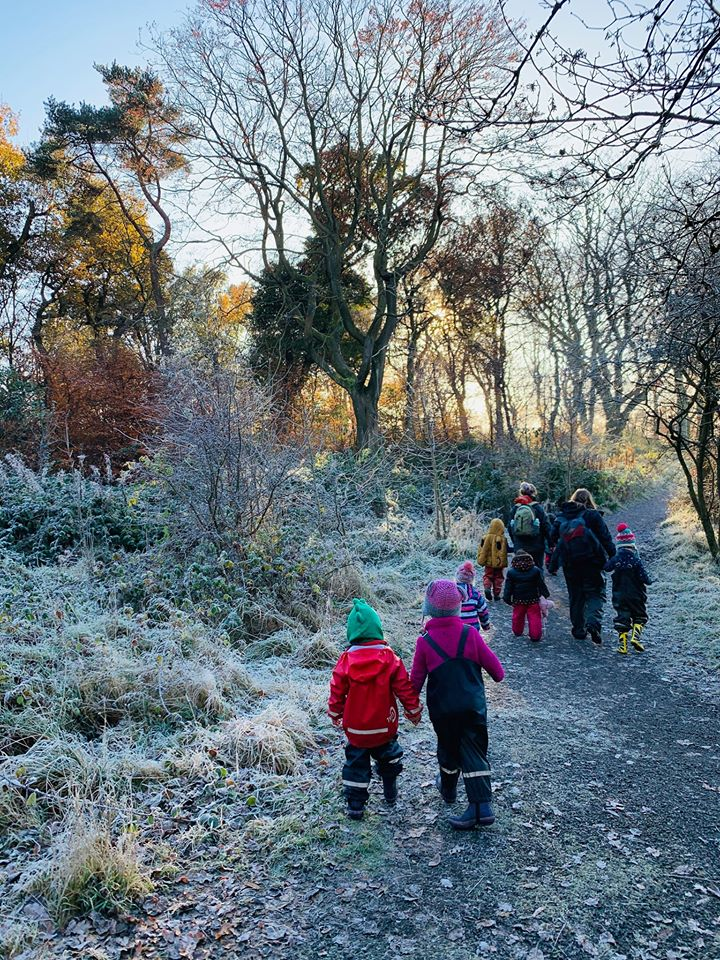 Tips for Keeping Children Warm When Outdoors in the Winter